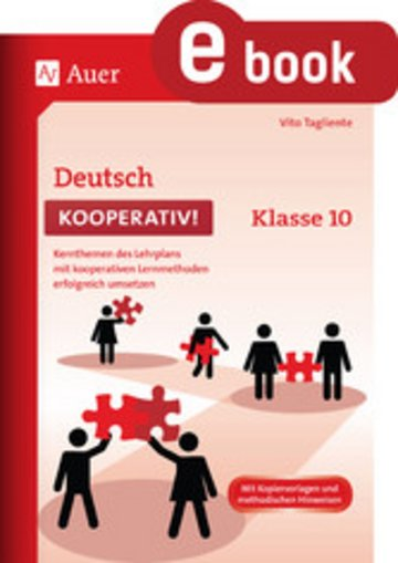 eBook Deutsch kooperativ Klasse 10 Cover