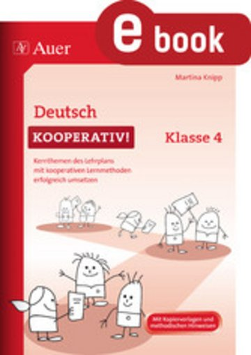 eBook Deutsch kooperativ Klasse 4 Cover