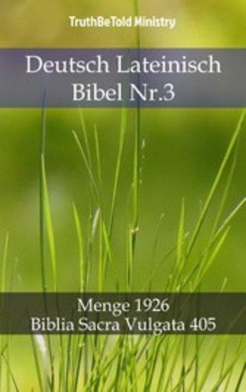 eBook Deutsch Lateinisch Bibel Nr.3 Cover