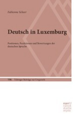 eBook Deutsch in Luxemburg Cover