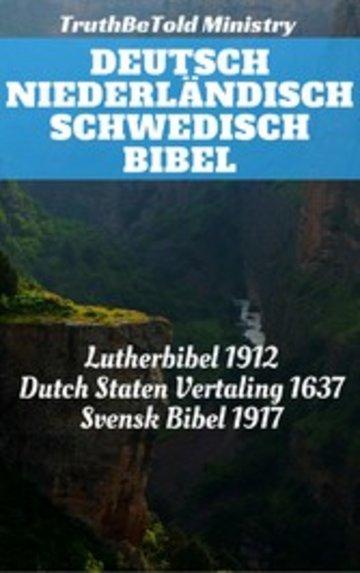 eBook Deutsch Niederländisch Schwedisch Bibel Cover