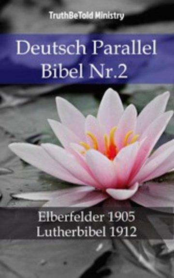 eBook Deutsch Parallel Bibel Nr.2 Cover