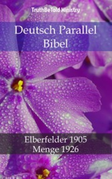 eBook Deutsch Parallel Bibel Cover