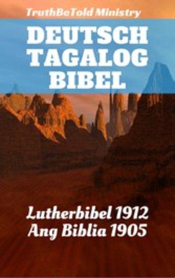 eBook Deutsch Tagalog Bibel Cover
