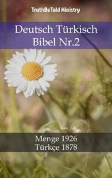 eBook Deutsch Türkisch Bibel Nr.2 Cover