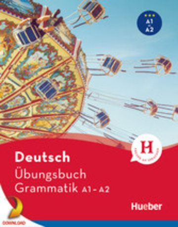 eBook Deutsch Übungsbuch Grammatik A1/A2 Cover