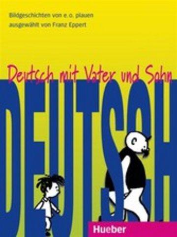 eBook Deutsch mit Vater und Sohn Cover