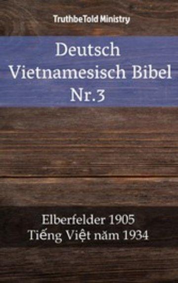 eBook Deutsch Vietnamesisch Bibel Nr.3 Cover