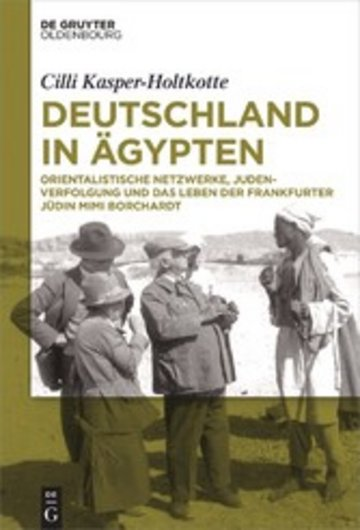 eBook Deutschland in Ägypten Cover