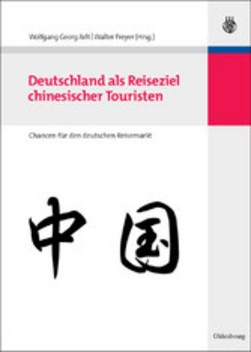 eBook Deutschland als Reiseziel chinesischer Touristen Cover