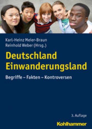 eBook Deutschland Einwanderungsland Cover