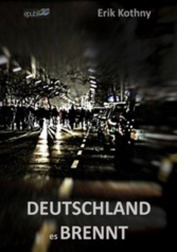eBook Deutschland, es brennt Cover