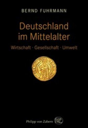 eBook Deutschland im Mittelalter Cover