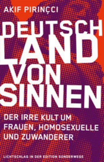 eBook Deutschland von Sinnen Cover