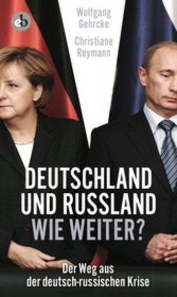 eBook Deutschland und Russland - wie weiter? Cover