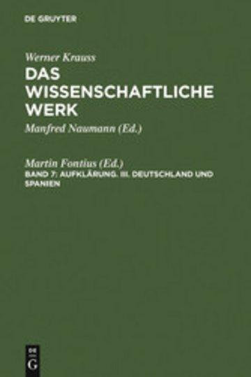 eBook Deutschland und Spanien Cover