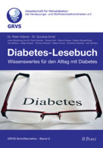 eBook Diabetes-Lesebuch - Wissenswertes für den Alltag mit Diabetes Cover