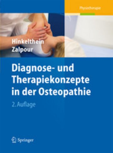 eBook Diagnose- und Therapiekonzepte in der Osteopathie Cover