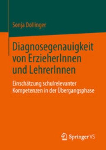 eBook Diagnosegenauigkeit von ErzieherInnen und LehrerInnen Cover