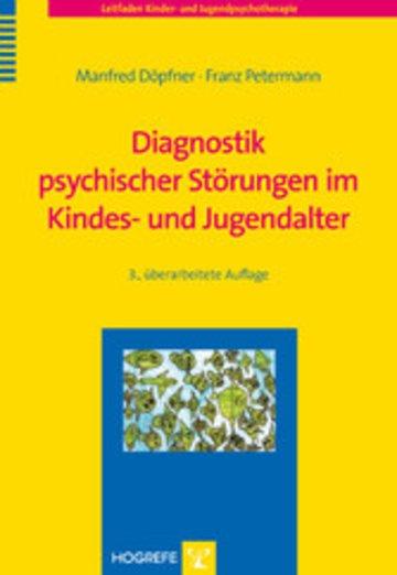 eBook Diagnostik psychischer Störungen im Kindes- und Jugendalter Cover