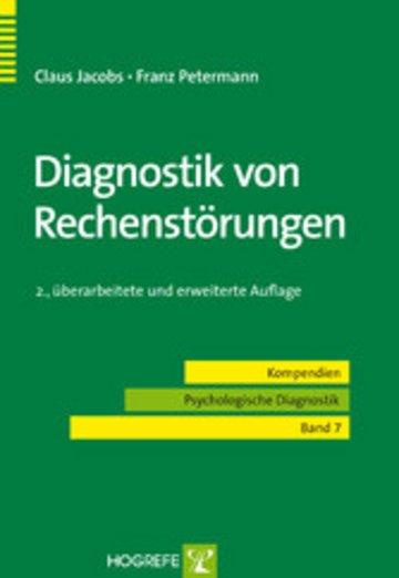 eBook Diagnostik von Rechenstörungen Cover