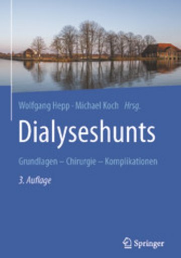eBook Dialyseshunts Cover
