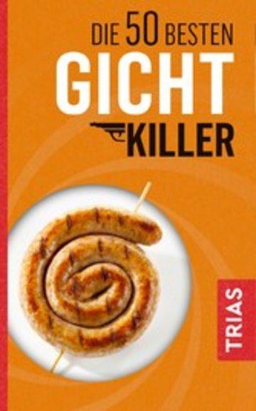 eBook Die 50 besten Gicht-Killer Cover