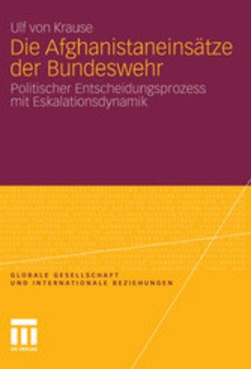 eBook Die Afghanistaneinsätze der Bundeswehr Cover