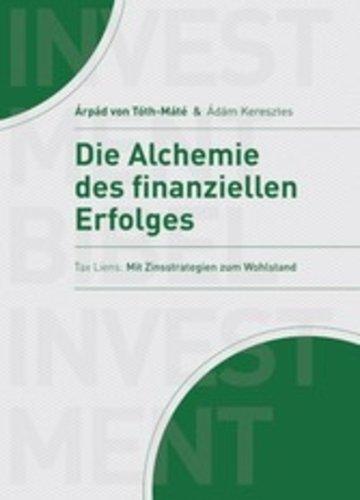 eBook Die Alchemie des finanziellen Erfolgs Cover