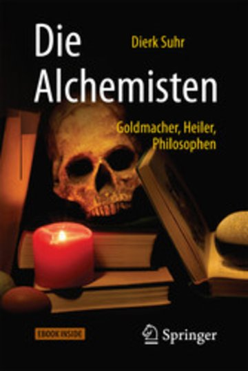 eBook Die Alchemisten Cover