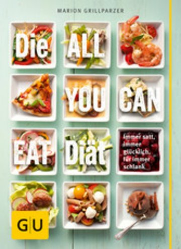 eBook Die All-you-can-eat-Diät Cover