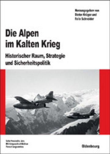 eBook Die Alpen im Kalten Krieg Cover