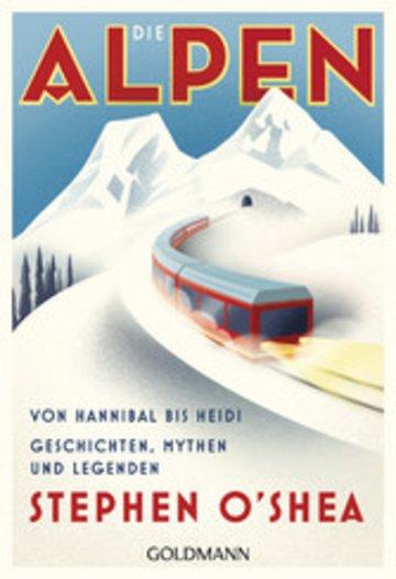 eBook Die Alpen Cover