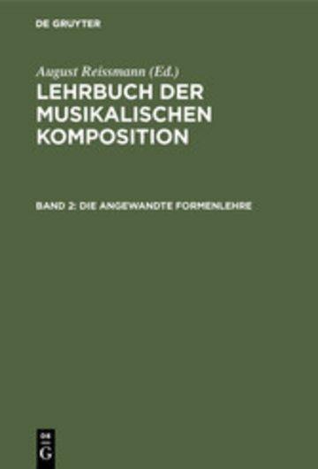 eBook Die angewandte Formenlehre Cover