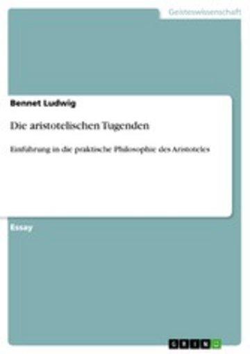eBook Die aristotelischen Tugenden Cover
