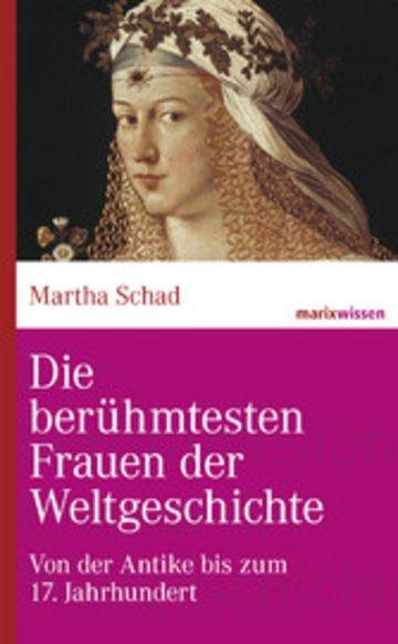 eBook Die berühmtesten Frauen der Weltgeschichte Cover