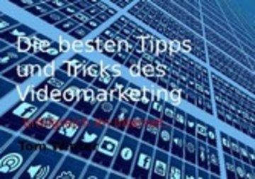 eBook Die besten Tipps und Tricks des Videomarketing Cover