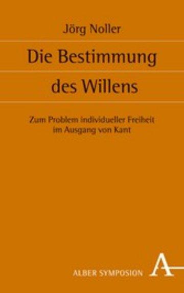 eBook Die Bestimmung des Willens Cover