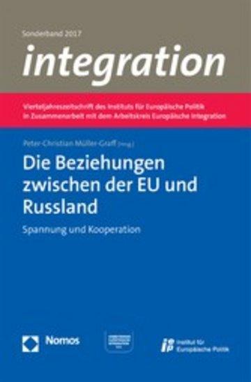 eBook Die Beziehungen zwischen der EU und Russland Cover