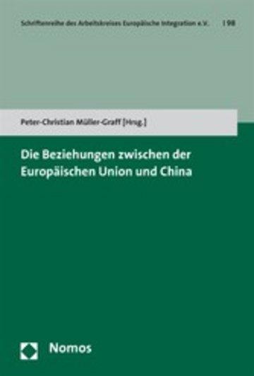 eBook Die Beziehungen zwischen der Europäischen Union und China Cover
