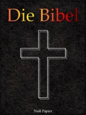 eBook Die Bibel - Elberfeld (1905) Cover