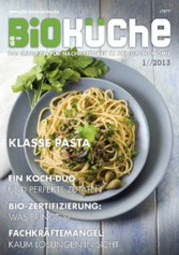 eBook die Bioküche Cover