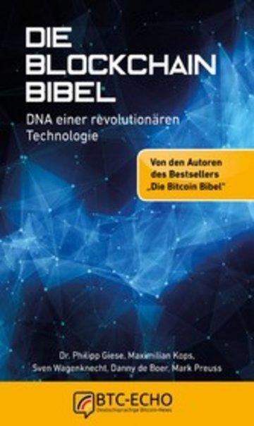eBook Die Blockchain Bibel Cover