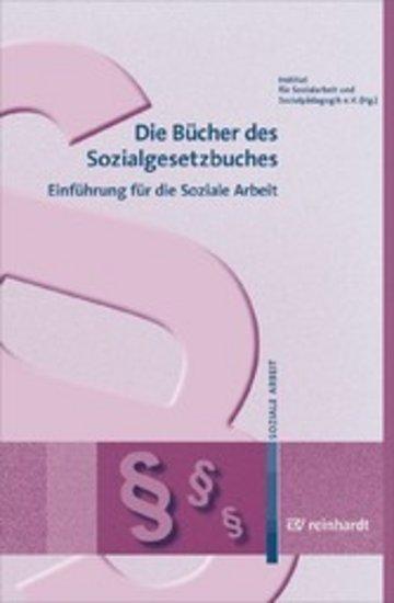 eBook Die Bücher des Sozialgesetzbuches Cover
