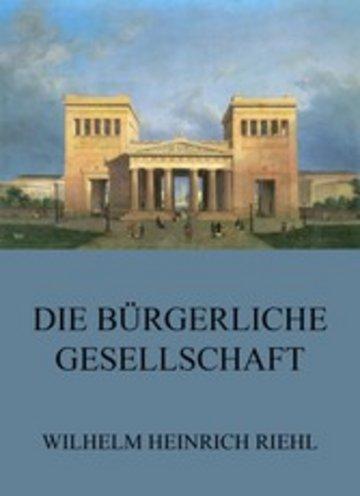 eBook Die bürgerliche Gesellschaft Cover