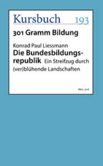 eBook Die Bundesbildungsrepublik Cover