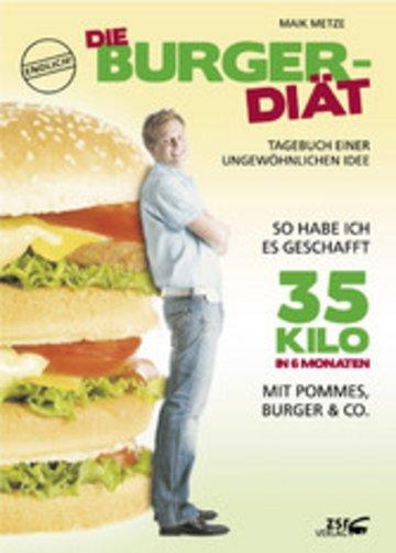 eBook Die Burger-Diät Cover