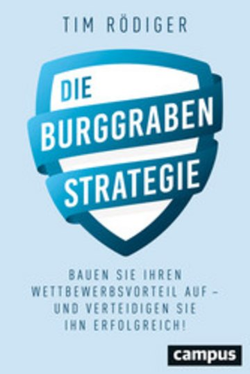 eBook Die Burggraben-Strategie Cover