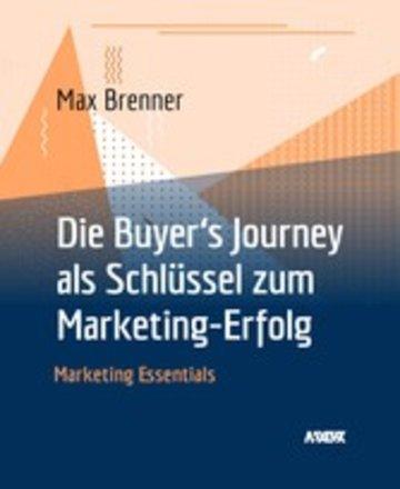eBook Die Buyer's Journey als Schlüssel zum Marketing-Erfolg Cover