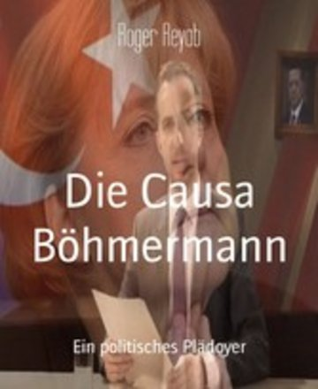 eBook Die Causa Böhmermann Cover